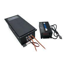 Lithium battery pack for double seater golf buggy Powerhouse, EZ-GO, Yamaha
