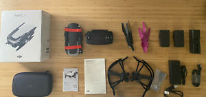 DJI MAVIC AIR 4K DRONE + ACCESSORIES