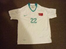Turkey 140cm 9/10 Yrs Boys 22 HAMINALINTOP Football Shirt