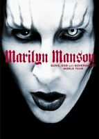 Marilyn Manson - Guns, God and Government World Tour (VHS Tape) **NEW**