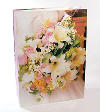 Set of Large Gift Bags - WEDDING or ANNIVERSARY - Many Designs SHIPPING DISCOUNT