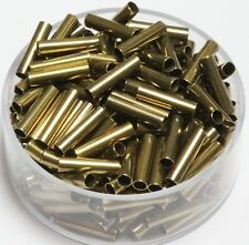 Vintage Brass Tube Spacer Beads Hole Size 2 Mm, Length 10 Mm,Pkg. Of 100, Brass