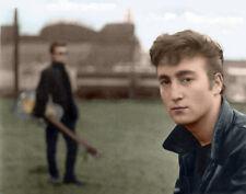 """The Beatles John Lennon 11x14"""" Photo Print"""