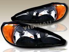 1999 2000 2001 2002 2003-05 Pontiac Grand AM Headlights