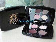 Lancome Color Design EyeShadow Quad POSITIVE FLORALESQUE MOCHACCINO LEZARD