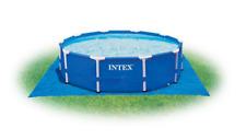 Intex Telo Base Quadrato Cm.472 A24000
