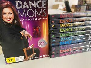 DANCE MOMS ULTIMATE COLLECTION ( DVD , 58 DISC BOX SET ) REGION 4