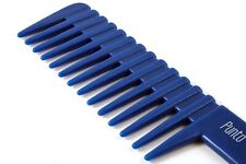 3 PCS Wide Hair Comb Chic Wide Tooth Plastic Curly No-static Salon Massage Brush