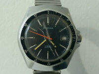 Vintage Pratina 17J Mechanical Mens Watch 1970' (Repair / Parts)