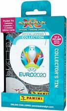 Panini UEFA Euro 2020 Adrenalyn XL Pocket Tin (inc 48 cards & 2 Limited Editions