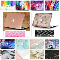 """For MacBook AIR PRO 11"""" 12""""13""""15"""" Matte Hard Protective Case+ Free Keyboard Skin"""