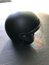 Motorradhelm Harley Davidson, schwarz matt
