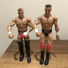 WWE Hart Dynasty Tyson Kidd Harry Smith Battle Pack Mattel Action Figures