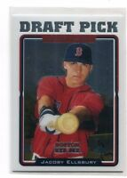 JACOBY ELLSBURY 2005 Topps Chrome Update #UH202 ROOKIE Boston Red Sox YANKEES