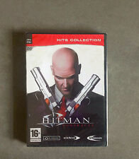 NEW SEALED PC GAME HITMAN CONTRACTS VF VERSION (FREE SHIPPING WORLDWIDE)