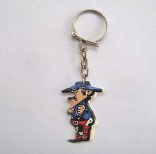 Figurine ancienne porte clé Lucky Luke offerte par OMO 1970's : Joe Dalton