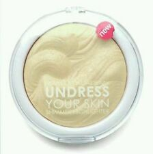 MUA Make up Academy Undress Your Skin Shimmer Highlighter Iridescent Gold