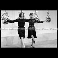 #phs.004767 Photo NANA MOUSKOURI & CATERINA VALENTE (1966) Star