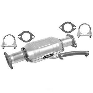 Catalytic Converter-Direct Fit Rear Eastern Mfg 40008