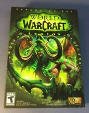 World of Warcraft  Legion [ Expansion Pack ] (PC) NEW