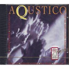Aqustico - BANGLES TORI AMOS GIPSY KINGS MR. BIG THE CULT COHEN - CD 1993 SEALED