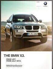 individual M Pacchetto brochure BMW 520i-540i,520d-530d e39 Touring 3//2001 CATALOGO