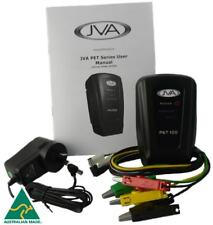 JVA PET100 Portable Electric Fence Energiser - 0.11J 1 km