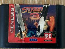 Streets of Rage 3 (Sega Genesis, 1994) Cartridge Only -- TESTED!!!!