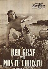 IFB 5077 | DER GRAF VON MONTE CHRISTO | Jean Marais, Lia Amanda | Top