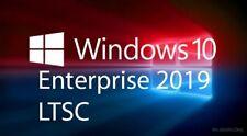 Windows 10 Enterprise LTSC 2019 Activation Key