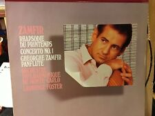 ZAMFIR  RHAPSODIE DU PRINTEMPS  Concerto No.1  GHEORGHE ZAMFIR   PANFLUTE