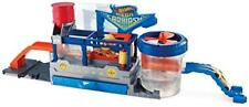 Hot Wheels FTB66 City Mega Car Wash Connectable Play Set With Diecast and Mini