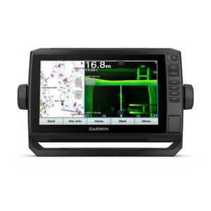 "Garmin ECHOMAP UHD 92SV, 9"" Keyed-Assist Touchscreen Chartplotter 010-02341-00"