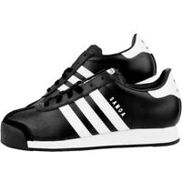 Adidas Samoa Black, White & Gold Metalic