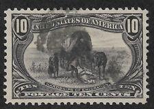 US #290 (1898) 10c Hardships of Emigration - Used - VF