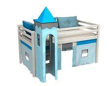 Letto per bambini,cameratta bambino,letto a castello,materasso,torre,tenda,doghe