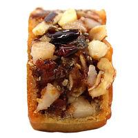 Snacks Leisure Chinese Food Mooncake Yuebing零食中国小吃 天地壹品 金腿叉烧传统老式五仁月饼185g*4 Ske15