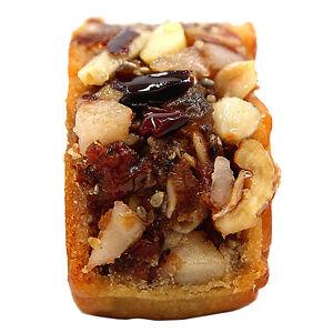 Snacks Leisure Chinese Food Mooncake Yuebing 休闲零食中国小吃 天地壹品 金腿叉烧传统老式五仁月饼185g*4