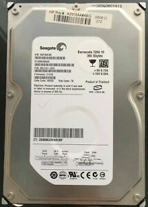 "Seagate 360GB HDD 3.5"" SATA Hard Drive PC Internal Hard Disk"