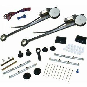 1949-1952 Chevrolet power window kit power window conversion kit rat rod
