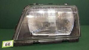 vauxhall cavalier 1982-84 LH headlight