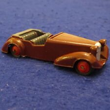 Dinky Toys Alvis Sport Tourer - Meccano Ltd - Made In ENgland
