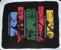 New Marvel End Game Hulk Storm Thor Plush Throw Gift Blanket Avengers Heroes NIP