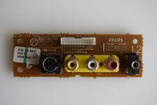 Philips 26PF3320/10 Side AV PCB 3139 188 89021 3139 123 5956.1 v3 Wk449.4