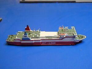 Fährschiff Gedser Link (BAH) in 1:1250 Hersteller Hydra Nr. 27