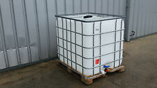 IBC 1000 Litre Water Tank / Water Butt / Storage - Collection Wrexham - Mon-Fri