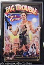 "Big Trouble in Little China Movie Poster 2"" X 3"" Fridge / Locker Magnet."