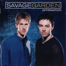 SAVAGE GARDEN – Affirmation - 1999 - CD - MINT I Knew I Loved You Chained to You