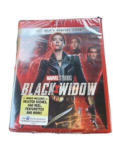 Black Widow Bluray + Digital Copy , released September 14, 2021