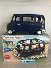 Sylvanian Families Bluebell Seven Seater With Original BOX